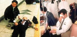 attentati tokyo