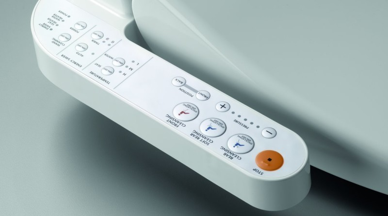Washlet – Il Super Bagno Hi-Tech Giapponese