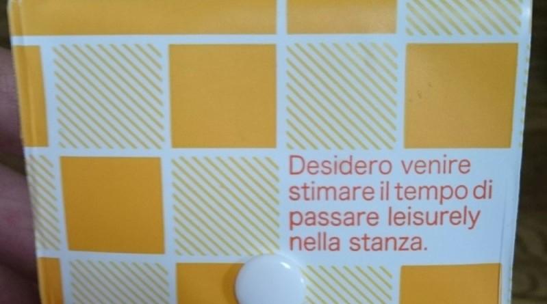 Vita Semplice! L'italiano a modo mio (loro) in Giappone Pt. 2