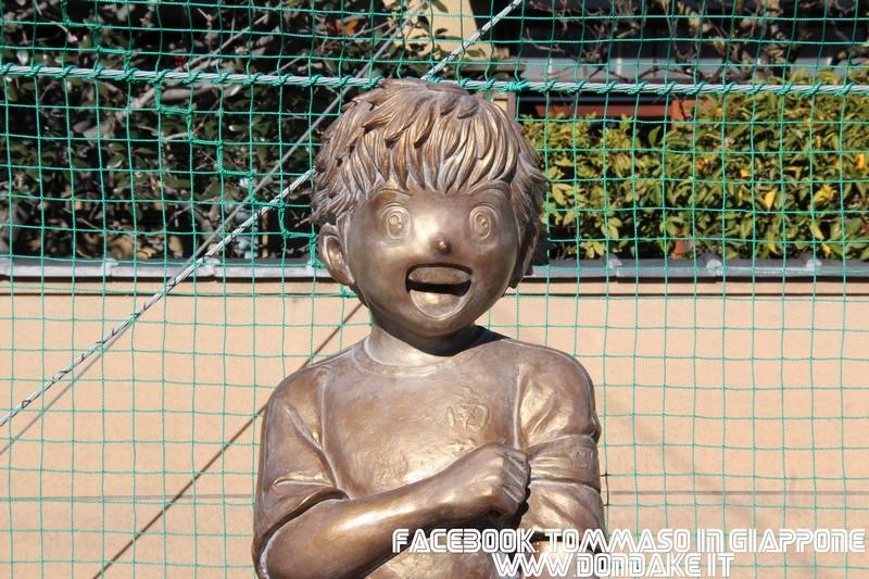 Tokyo Dondake Benji Statue Le E Come it Holly Video Raggiungere Di A 3R4j5LAq