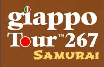 GIAPPOTOUR SAMURAI 267